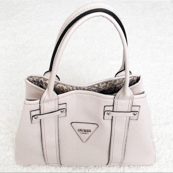 dc6a02d26eb7 Guess Handbags - Authentic Guess Blush Pink Shoulder Bag